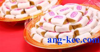 ขนมขันหมาก ขนมมงคล งานแต่งงาน งานหมั้น ขนมโก๋อ่อน อั่งกี่รับจัดชุดขนมขันหมาก ประเพณีไทยจีน มีบริการส่ง ขนมทุกตัวชิมหน้าร้านก่อนตัดสินใจซื้อได้ค่ะ ยินดีให้บริการ