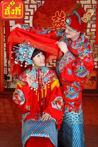 รับจัดชุดขนมแต่งงาน หมั้น แบบจีน มีผลไม้ กล้วย ส้ม เครื่องใช้ สี่เส็กทึ้ง จันอับ หมอนแดง ขนมจันอับ ขนมเปี๊ยะ
