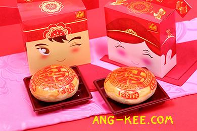 ขนมเปี๊ยะงานแต่งงานประเพณีจีน ขนมรับไหว้งานแต่งงาน พิธียกน้ำชา