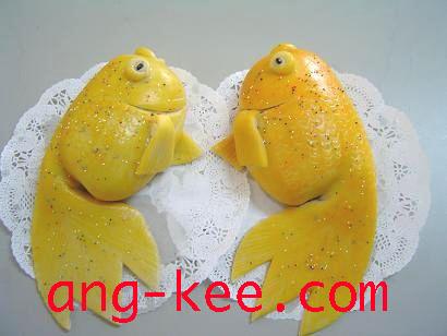 ปลาเงินปลาทอง แต่งงาน ไทย จีน ความหมายอวยพร เหลือกินเหลือใช้