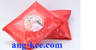ขนมจันอับ รับห่อเป็นหมอนแดง ใช้ในพิธีงานแต่งงาน มีแพคเล็กด้านใน ของใหม่ทุกวัน ใช้ใน พิธีหมั้น ขันหมาก ได้ทั้งไทยและจีนค่ะ